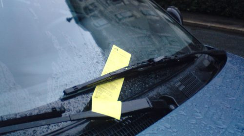 Florida Woman Gets Parking Violation For Car She Doesn't Own