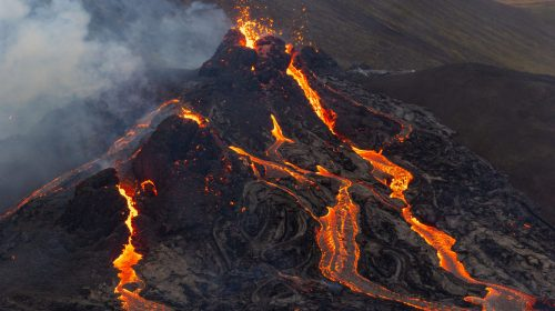 Icelandic Volcano Makes People Lose Their Minds, Get Naked