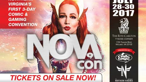 DW at The Nova Con July 28-30 2017
