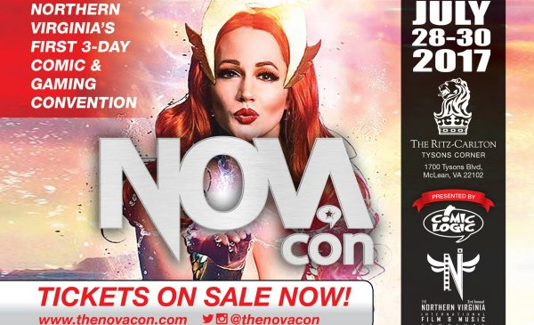 DW at The Nova Con July 28-30 2017 @ Ritz Carlton