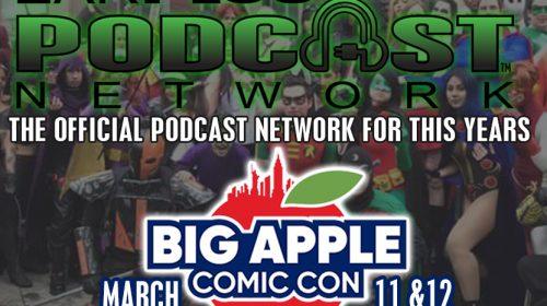 DW at Big Apple Comic Con