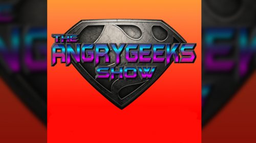 The Angry Geeks Show Mega Chat with David  Ellefson and Blue Ranger Michael Copon