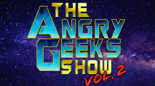 The Angry Geeks Show: Lewis I am sorry and Hey Get off our lawn you Phantom of the Park!!