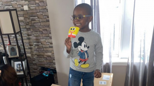 4-year-old boy buys $2,618 worth of SpongeBob popsicles from Amazon