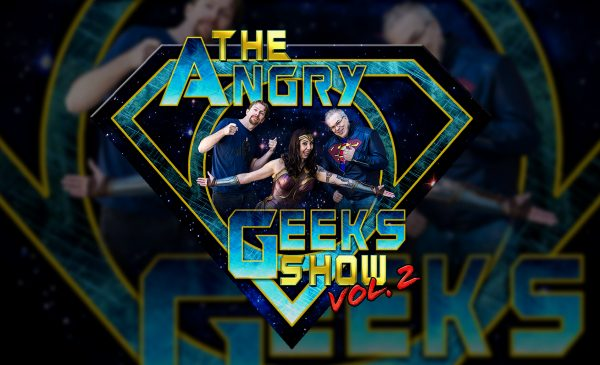 The Angry Geeks Show: Live from Empire State Comic Con w/ Ron Marz and Surprise Guest.