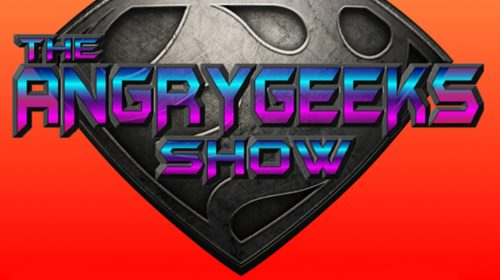 Angry Geeks Show SuperMega Fest Pt1 w/ Paul Soles, Mick Foley and more