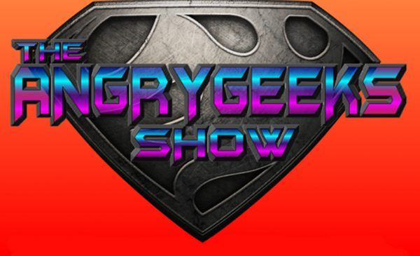 The Angry Geeks Show Classic Wrestling and Classic Heroes