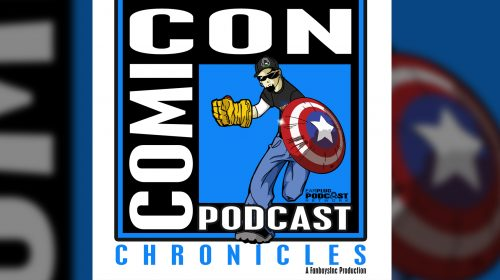 Comic Con Chronicles Ep 7 Albany Comic Con June 2017 Pt 2 with Special Guest Joe St.Pierre
