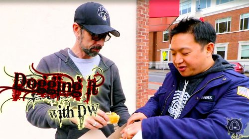 Winging It With DW: SE2EP7 [Dogging It] With Ming Chen at New Way Lunch in Glens Falls NY