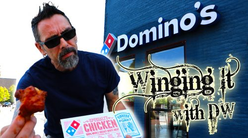 Winging It With DW SE3EP4: Dominos [Glens Falls, NY]