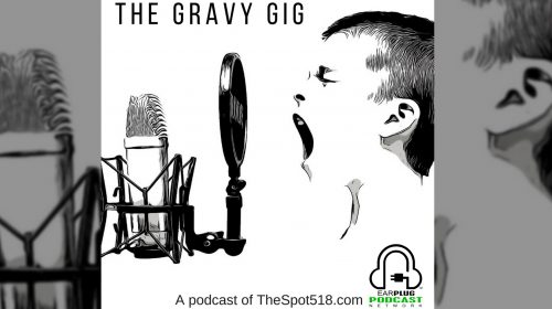 The Gravy Gig Ep 21: Don't call it a comeback (featuring Dane Cook)