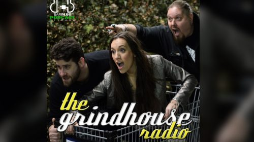 The Grindhouse Radio:Charles Martinet Hangs Out with the Crew