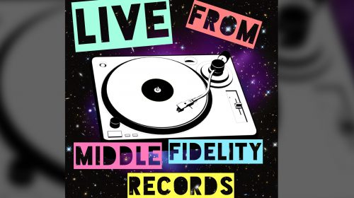 Live from Middle Fidelity Ep 3 Thursday Night Live