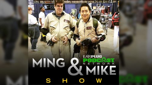 The Ming and Mike Show Ep 90: Mike's trash cans get stolen