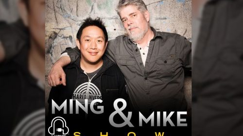 The Ming and Mike Show Ep: 119: Figures, Fires and Weddings