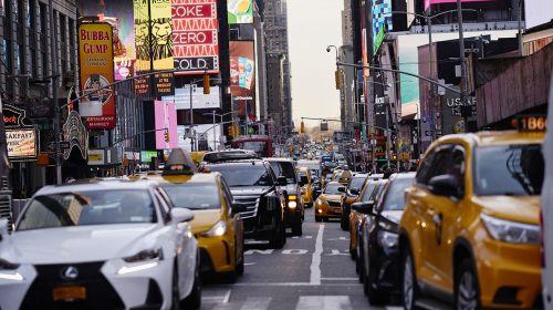 Congestion Pricing Moving Forward in New York City