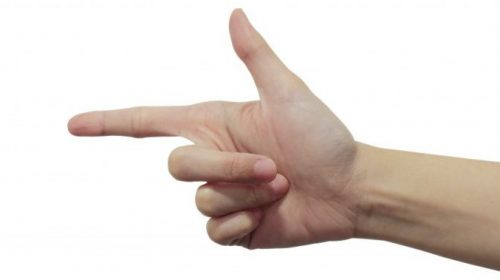 Strange Tales: Angry Patient Arrested For Pointing 'Finger Gun' At Doctor