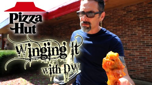 Winging It With DW SE3EP4: Pizza Hut [Queensbury, NY]