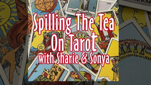 Spilling The Tea with Sharie & Sonya with Special Guest Gina Sabatini