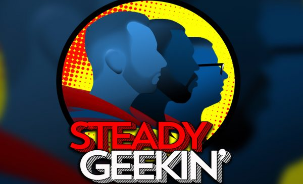 Steady GEEKIN' Ep 49: TWIN PEAKS: An Incoherent Review of Sorts