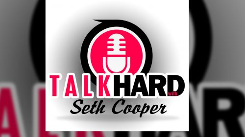 Talk Hard With Seth Cooper Ep 4: Elaine Shircliff