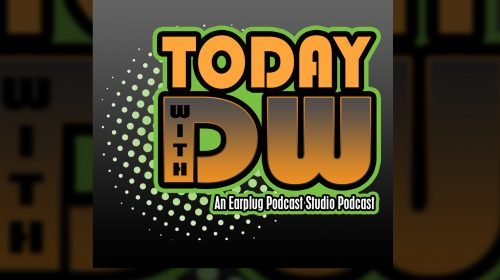Today With DW Pop Culture Edition W  Lewis Perry 8/28/20