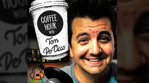 Coffee Hour with Tom DeCicco Ep3: Herb [DW] Cloutier
