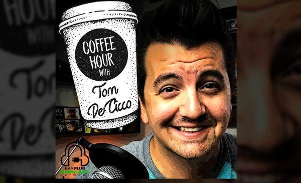 Coffee Hour With Tom DeCicco Ep 5: Gail DeCicco
