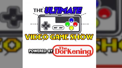 The Ultimate Video Game Show Ep 4 with special Guest Fryda Wolff – Sara Ryder from Mass Effect: Andromeda